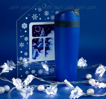 Корпоративные подарки на Новый год 2021